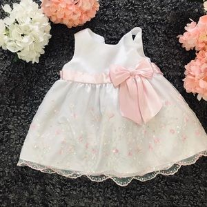 12 month baby Easter dress